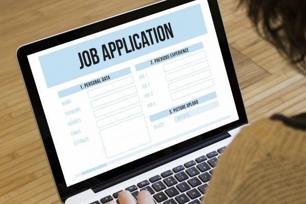 job board-applying for jobs